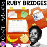 Black History Month Crafts | Ruby Bridges Craft