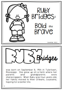 Ruby Bridges: Bold and Brave