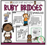 Ruby Bridges Book Craft and More