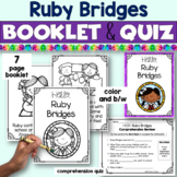 Ruby Bridges Booklet for Young Readers - Emergent Reader B