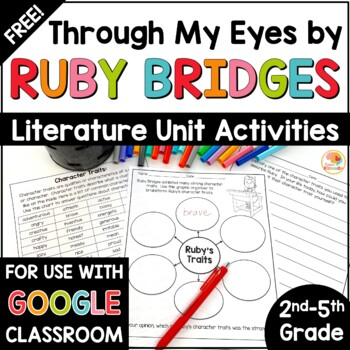 Free Ruby Bridges Character Traits Activity By Kirsten S