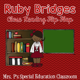 Ruby Bridges Close Reading Flip Flap