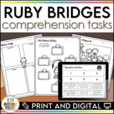 Ruby Bridges - Comprehension Activities