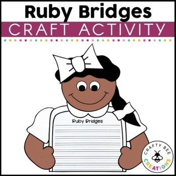 If I Were Ruby Bridges Craftivity