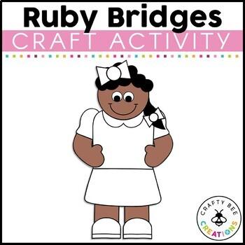 Ruby Bridges Cut and Paste