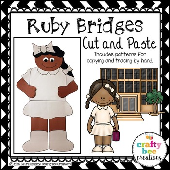 Ruby Bridges Cut and Paste
