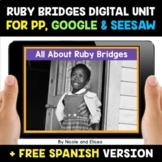 Ruby Bridges Digital Activities for Google and Seesaw - Di