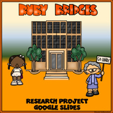 Ruby Bridges Digital Research Project