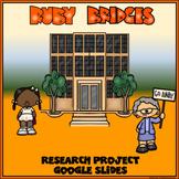 Ruby Bridges Digital Research Project in Google Slides™
