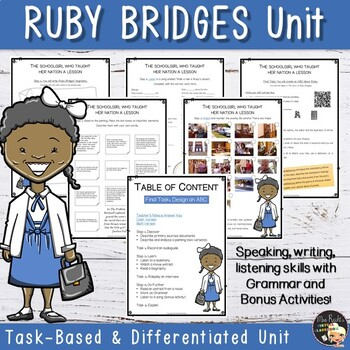 Ruby Bridges - EFL Worksheets