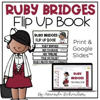 Ruby Bridges Flip Up Book