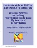 Ruby Bridges Goes to School: My True Story-Reading Activit