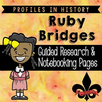 Ruby Bridges Guided Research Activity