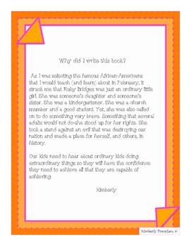 Ruby Bridges: Non-Fiction Passages and Printables