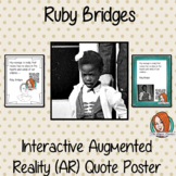 Ruby Bridges Interactive Quote Poster