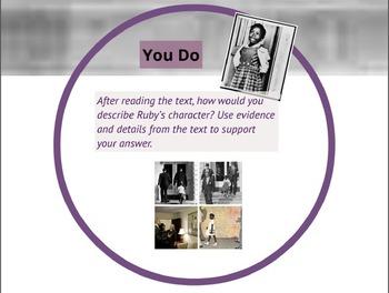Ruby Bridges Lesson Plan and Prezi