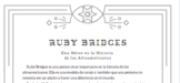 Ruby Bridges: Level 1 Reading in Spanish