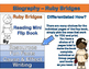 Ruby Bridges - Mini Biography Flip Book (Differentiated Reading and ELA)