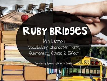 Ruby Bridges Mini Lesson