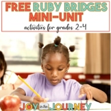 FREE Ruby Bridges Unit