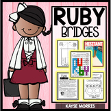 Ruby Bridges  Women's History Month Activities