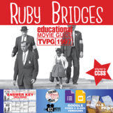 Ruby Bridges Movie Guide | Questions | Worksheet (TVPG - 1997)