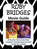 Ruby Bridges Movie Guide and Answer Key