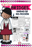 Ruby Bridges Non-Fiction Unit in Spanish
