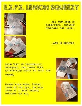 Ruby Bridges / Paper Craft Mini Project