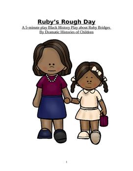 Ruby Bridges Reader's Theatre Play