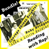 Ruby Bridges Reading Comprehension Activities Using Rap Song