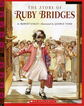 Ruby Bridges Reading Guide (Common Core Aligned)