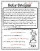 Ruby Bridges Reading Passage