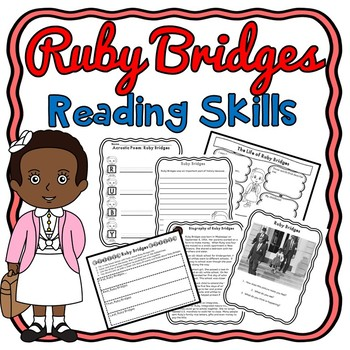 Ruby Bridges Reading Skills - Black History