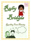 Ruby Bridges Recalling Facts Activity