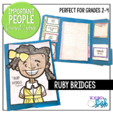 Ruby Bridges Research Lapbook