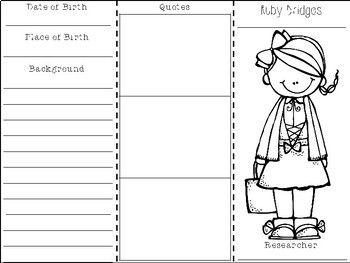 Ruby Bridges Research Packet