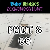 Ruby Bridges Scavenger Hunt