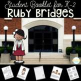 Ruby Bridges Student Booklet & Retelling Puppets