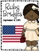 Ruby Bridges Biography Research Bundle {Report, Trifold, & MORE!}