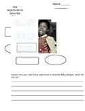 Ruby Bridges Worksheet
