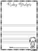 Ruby Bridges Writing Sheets