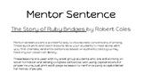 Ruby Bridges by Robert Coles capitalizing proper nouns POP