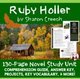 Ruby Holler Novel Unit