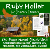 Ruby Holler Novel Unit