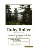Ruby Holler Teacher/Tutor/Student Enrichment Resource