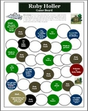 Ruby Holler Game Board Activity