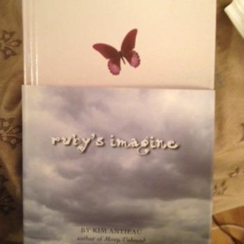 Ruby Imagine by Kim Antieau