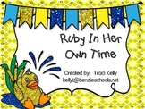 Ruby In Her Own Time - 1st Grade Scott Foresman