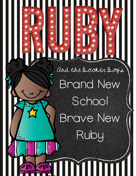 Ruby and The Booker Boys *Brand New School, Brave New Ruby